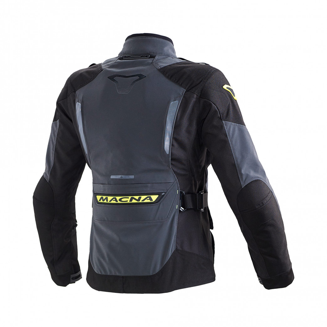 MACNA EQUATOR NIGHTEYE Motorradjacke Damen