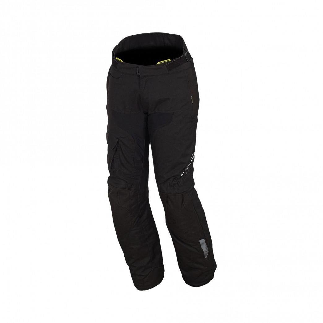 Pantalones MACNA Fulcrum Mujer Negro | motónity